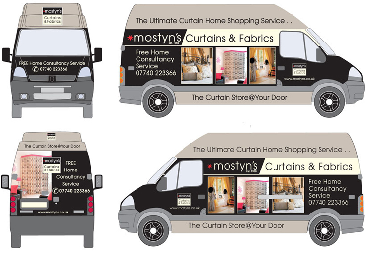 quay graphics vehicle livery designs